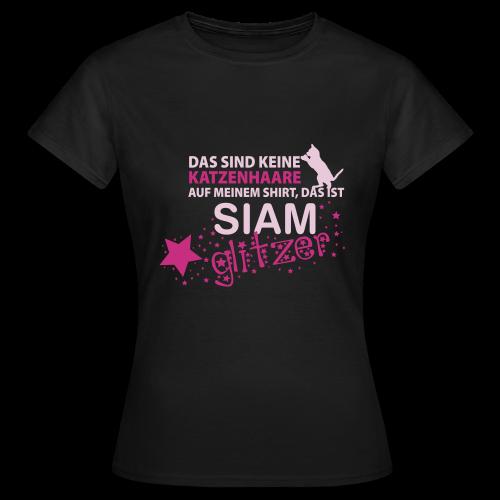 Siam Glitzer - Frauen T-Shirt