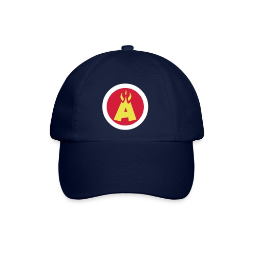 Flaming A Cap - Baseball Cap