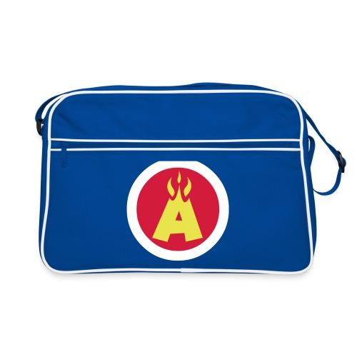 Flaming A Retro Bag - Retro Bag