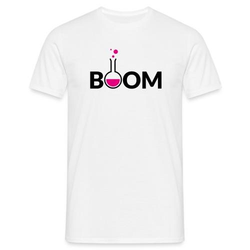 Chemical Boom  - Regular Fit - Men's T-Shirt