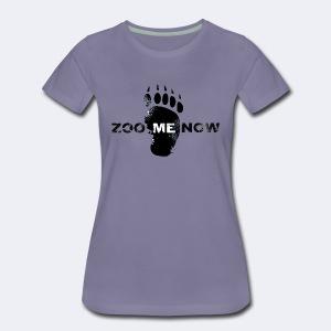 Zoo Me Now - Women's Premium T-Shirt