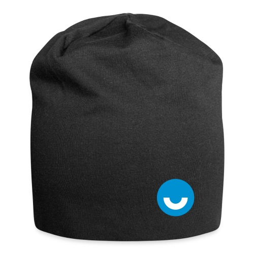 upday Jersey-Beanie black - Jersey Beanie