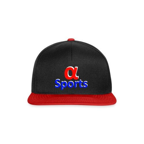 Alpha Sports Cap - Snapback Cap