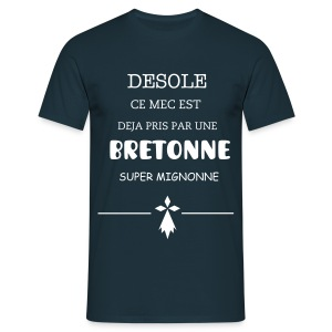 Maillot Bretons - T-shirt Homme