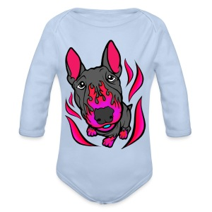 Longsleeve Baby Bodysuit - Direct digital printing