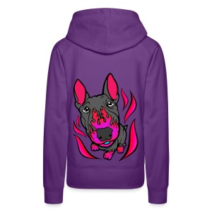Women's Premium Hoodie - Direct digital printing