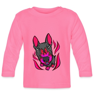Baby Long Sleeve T-Shirt - Direct digital printing