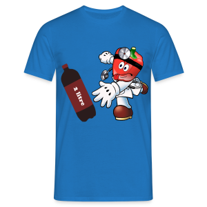 DrPepper2litre Twitch - Men's T-Shirt