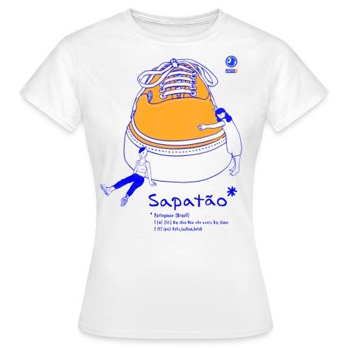 Sapatão - Camiseta mujer