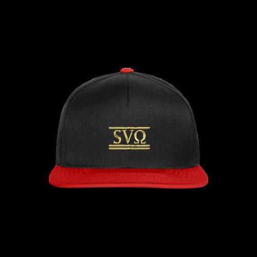 SVO Gold bars - Snapback Cap