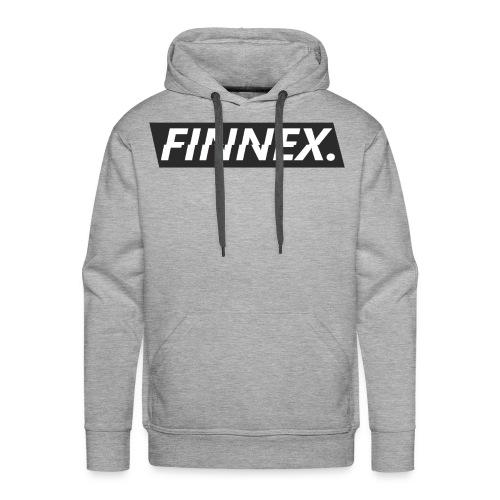 Finnex Hoodie - Männer Premium Hoodie