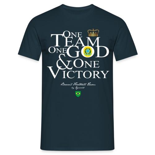 One Team Brésil - T-shirt Homme