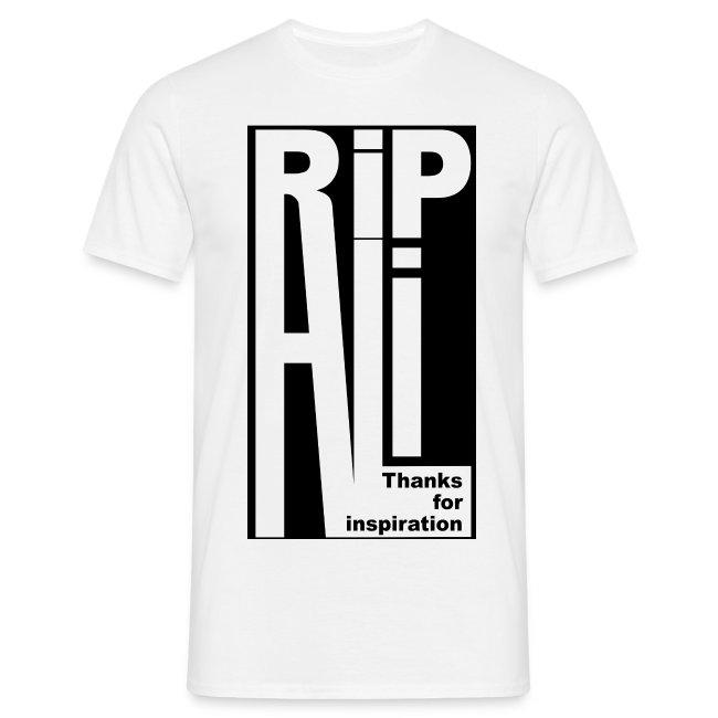 Rip ALI White