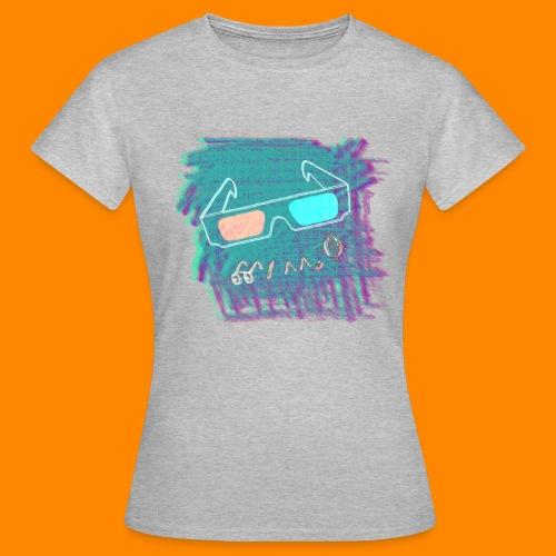 3D Summer - Women's T-Shirt
