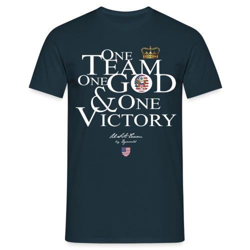 One Team USA - T-shirt Homme