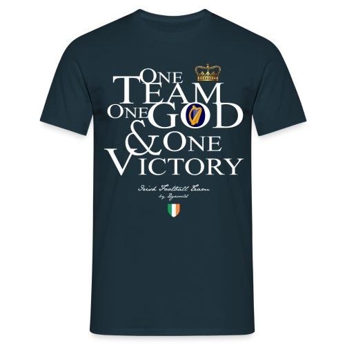 One Team Irlande - T-shirt Homme