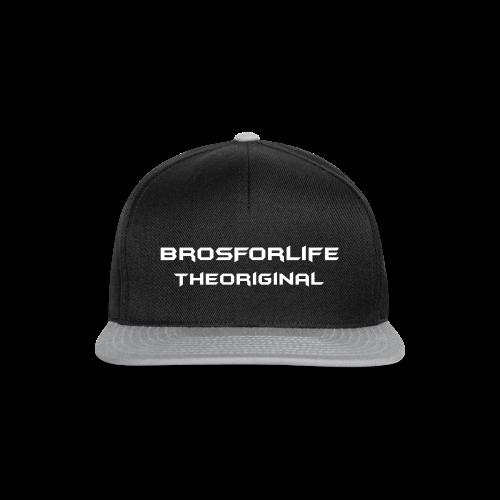 BrosForLifeV.1 Snapback-Cap - Snapback Cap