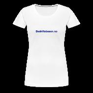 T-skjorter ~ Premium T-skjorte for kvinner ~ Varenummer 106704902