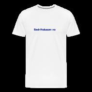 T-skjorter ~ Premium T-skjorte for menn ~ Varenummer 106704901
