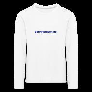 Langarmede T-skjorter ~ Premium langermet T-skjorte for barn ~ Varenummer 106704899