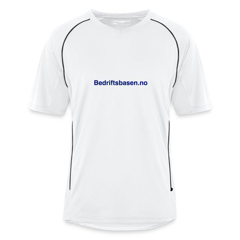 Bedriftsbasen.no logo - Fotballdrakt for menn