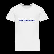 Skjorter ~ Premium T-skjorte for barn ~ Varenummer 106704903