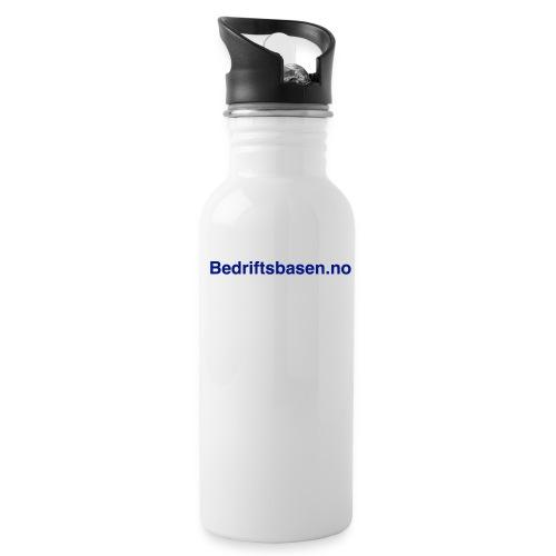 Bedriftsbasen.no logo - Drikkeflaske