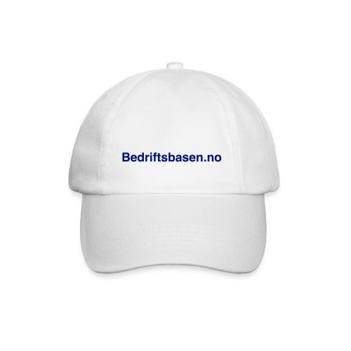 Bedriftsbasen.no logo - Baseballcap
