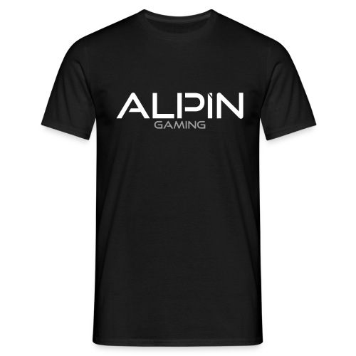 AlpiN Gaming T-Shirt - Männer T-Shirt