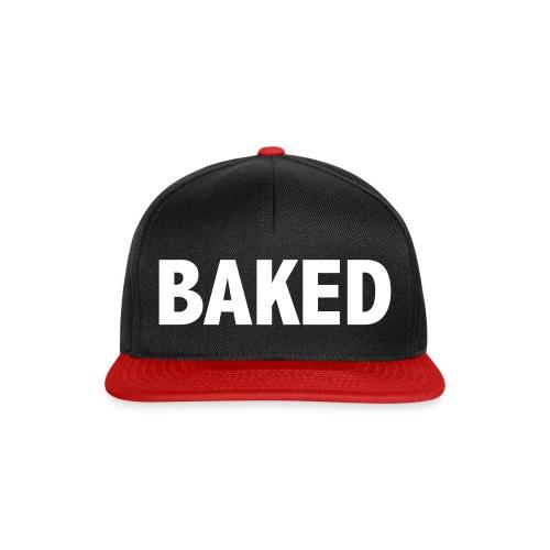 Cap Baked - Snapback cap
