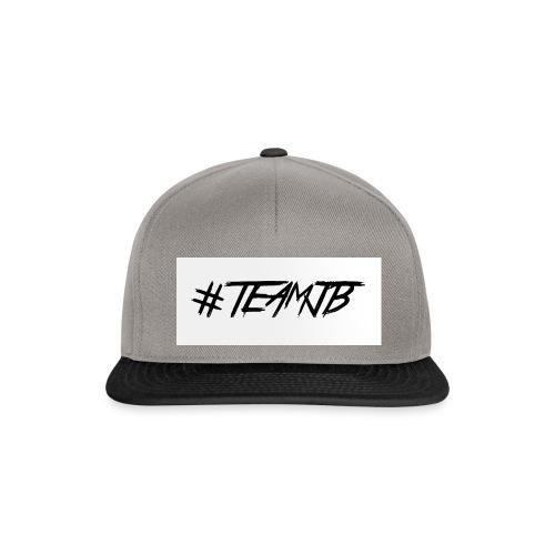 #TEAMJB HAT - Snapback Cap