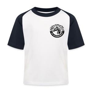 Raglan-Shirt mit LRV-Logo - Kinder Baseball T-Shirt