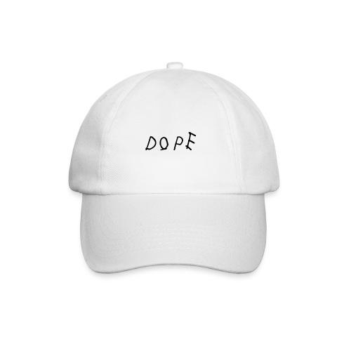 Dope White Hat  - Baseball Cap