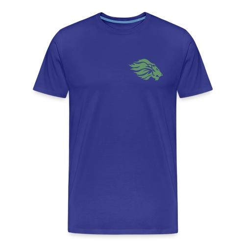 LionKING - Men's Premium T-Shirt
