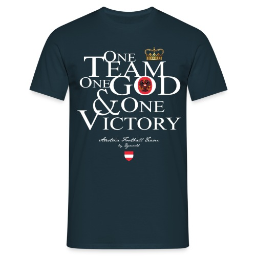 One Team Autriche - T-shirt Homme