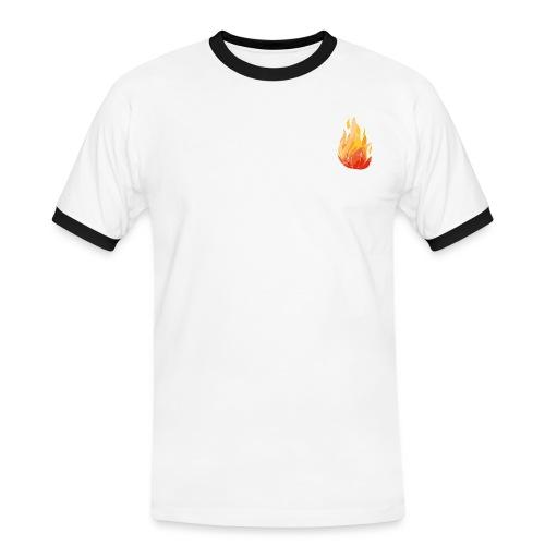 Glumi-Merchandise - Männer Kontrast-T-Shirt
