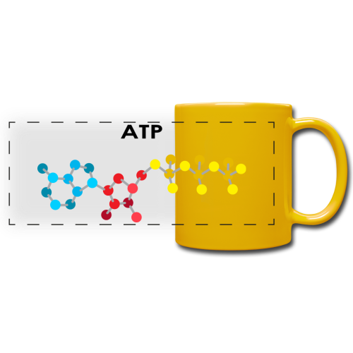 ATP Tasse - Panoramatasse farbig