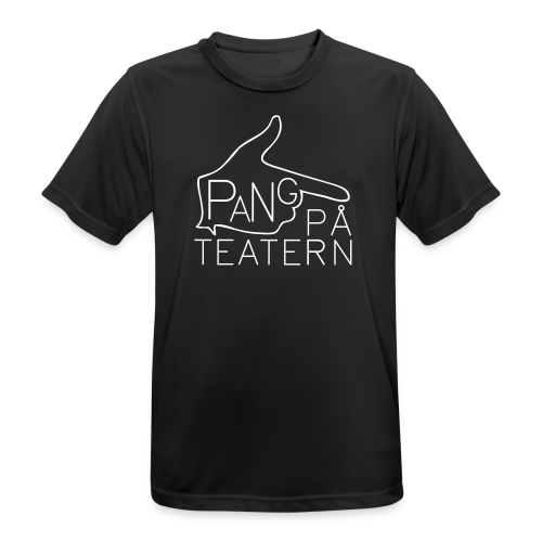 PangPå LagTröja - Andningsaktiv T-shirt herr
