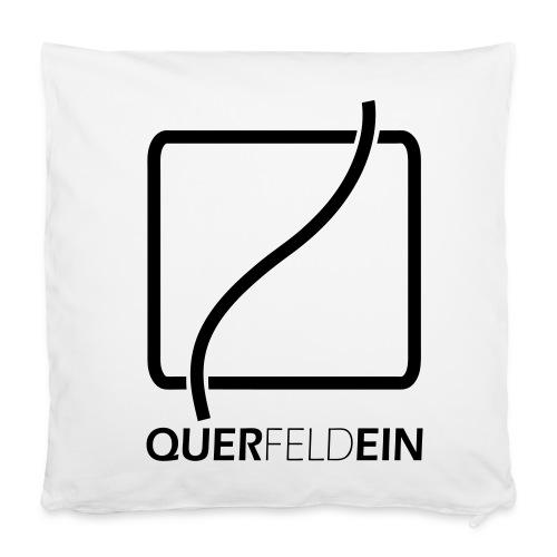 Querfeldein - Kissenbezug 40 x 40 cm