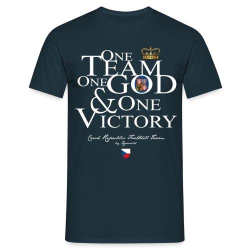 One Team République Tchèque - T-shirt Homme