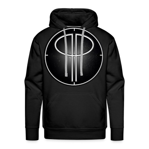 GO PRO OR GOME HOME Official THE PEACE Stage Hoodie - Männer Premium Hoodie