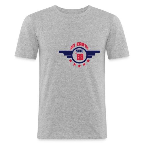 88 - Men's Slim Fit T-Shirt