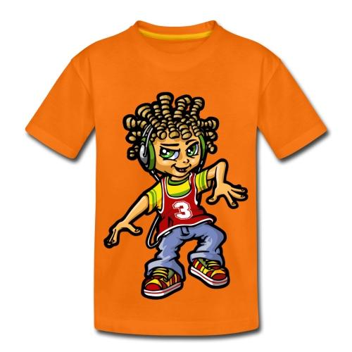 tee shirt polo - T-shirt Premium Enfant
