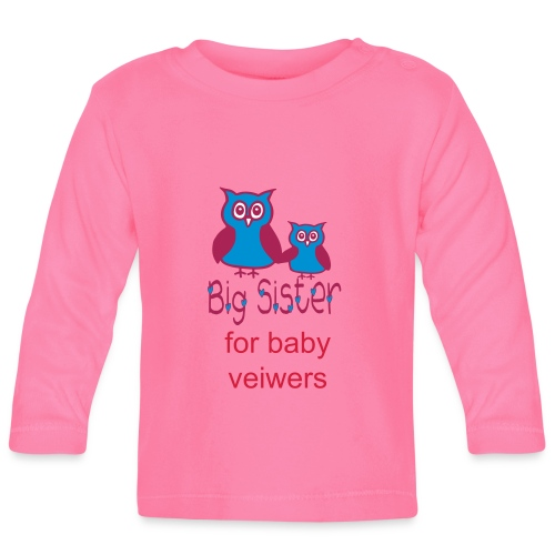 young female veiwer shirt - Baby Long Sleeve T-Shirt
