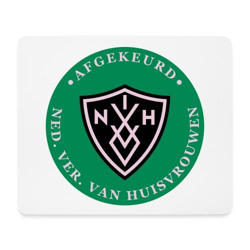 Muismat - afgekeurd door de NVVH - Muismatje (landscape)