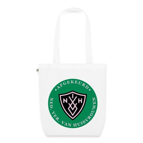 Bio stoffen tas  - afgekeurd door de NVVH - Bio stoffen tas