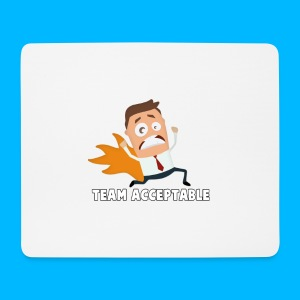 Team Acceptable Mouse Pad - Mouse Pad (horizontal)