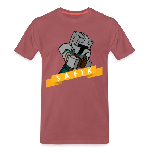 SAFIK (Official Shirt) - Men's Premium T-Shirt