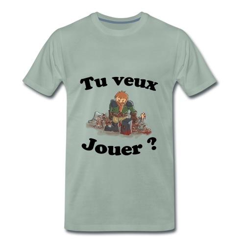 Joue Avec Moi ! - T-shirt Premium Homme