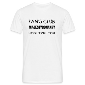 Fan's club Majestyconakry - T-shirt Homme